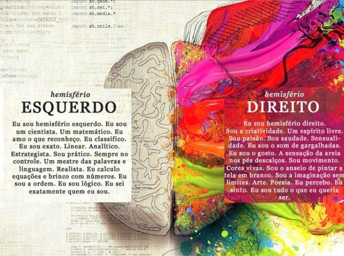 Hemisférios do Cérebro - Inteligência Emocional