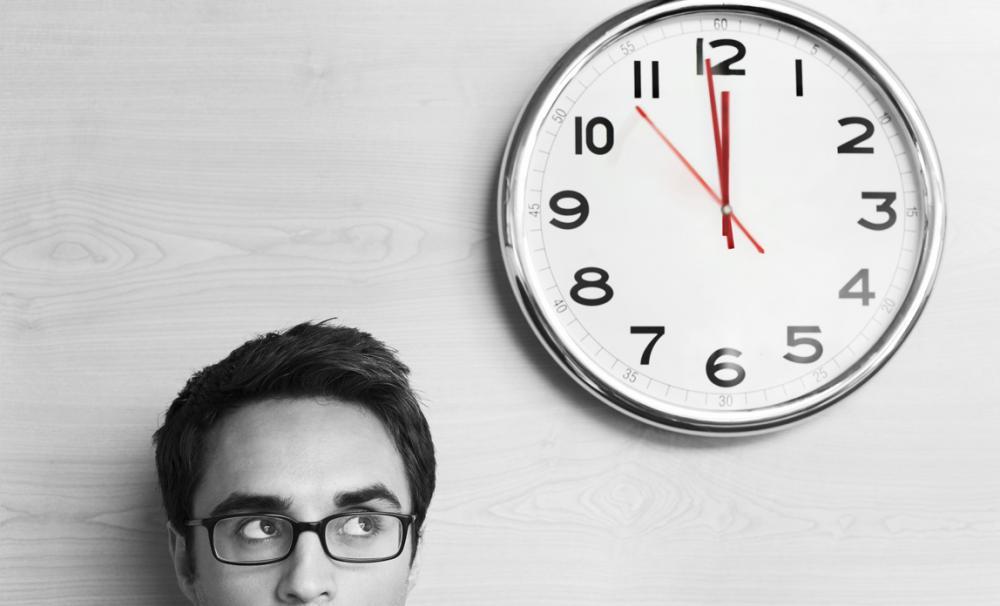 Administrar o tempo matematicamente