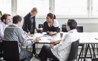 Como liderar uma equipe