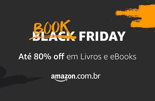 Apenas hoje, Amazon oferece desconto de até 80% em livros e e-books